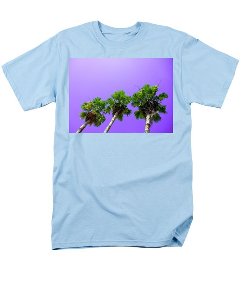 3 Palms Men's T-Shirt  (Regular Fit) by J Anthony