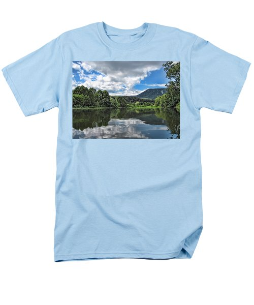 South Fork Shenandoah River Men's T-Shirt  (Regular Fit)