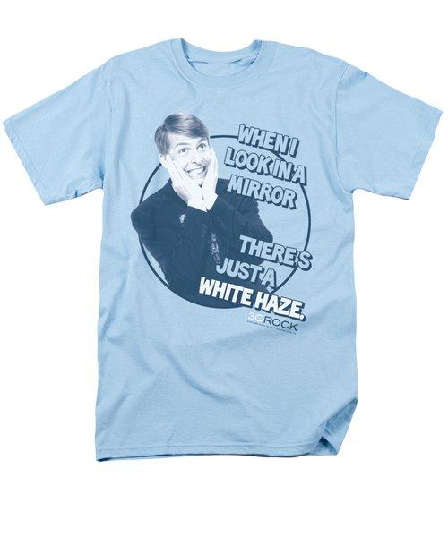 30 Rock - White Haze Men's T-Shirt  (Regular Fit) by Brand A