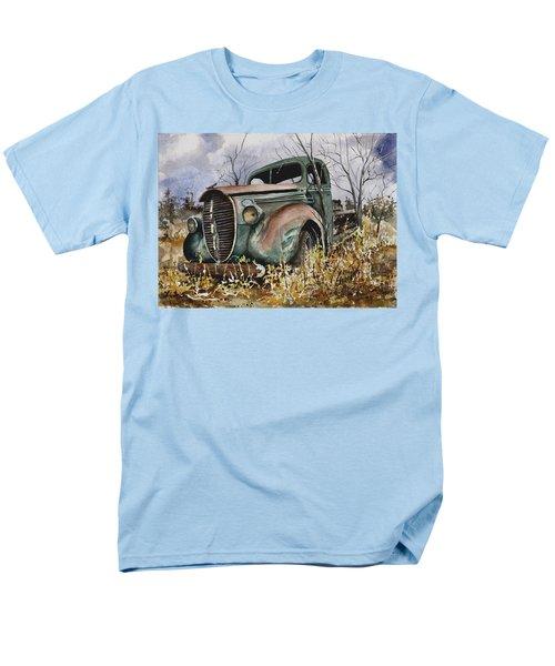 39 Ford Truck Men's T-Shirt  (Regular Fit) by Sam Sidders