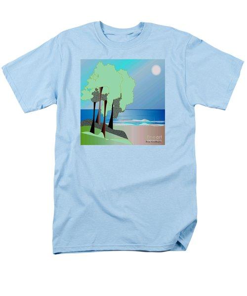 My Special Island Men's T-Shirt  (Regular Fit) by Iris Gelbart
