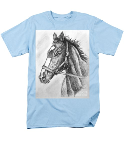 Rachel Alexandra Men's T-Shirt  (Regular Fit) by Patrice Torrillo