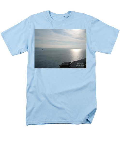A King's View Men's T-Shirt  (Regular Fit) by Richard Brookes