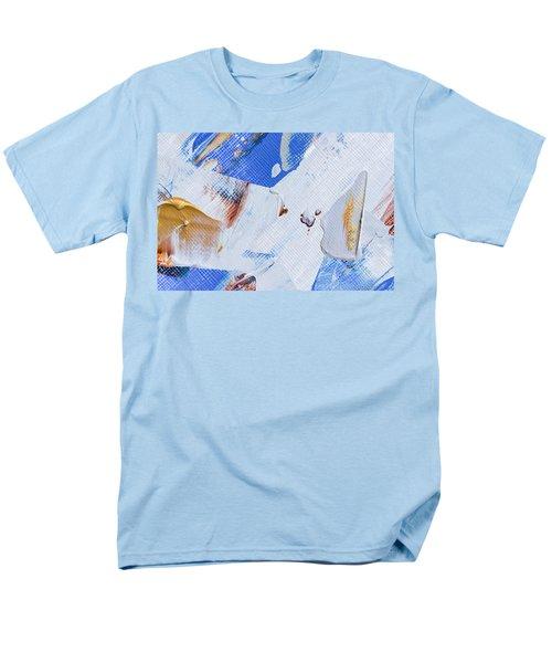 A Little Blue Men's T-Shirt  (Regular Fit) by Heidi Smith