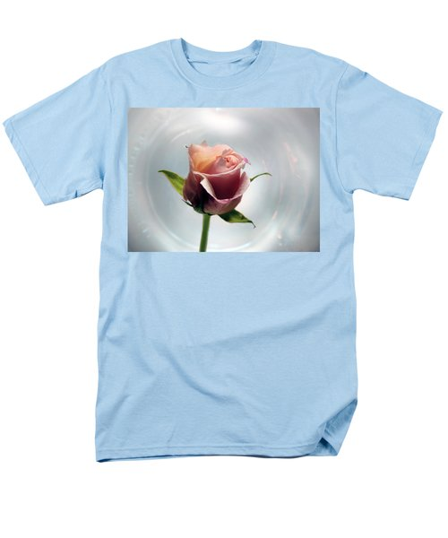 A Rose Men's T-Shirt  (Regular Fit)
