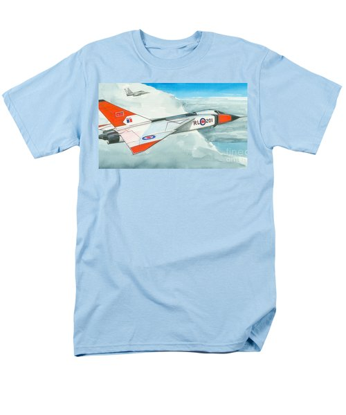 Men's T-Shirt  (Regular Fit) featuring the painting A Vision Lost by Michael Swanson