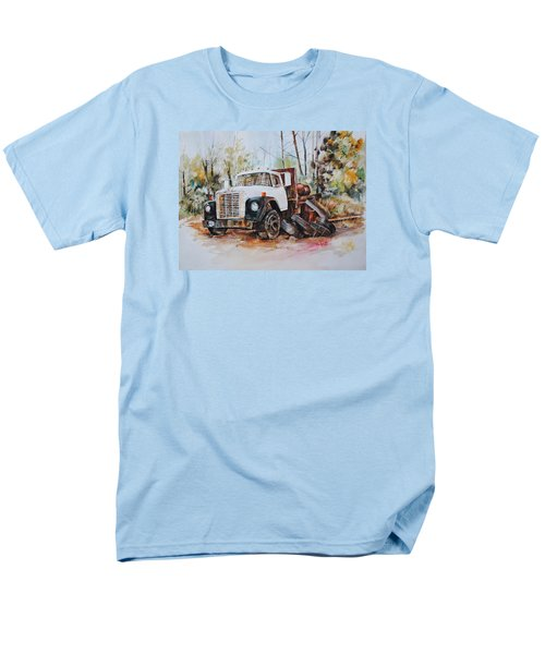 Abandoned Men's T-Shirt  (Regular Fit) by P Anthony Visco