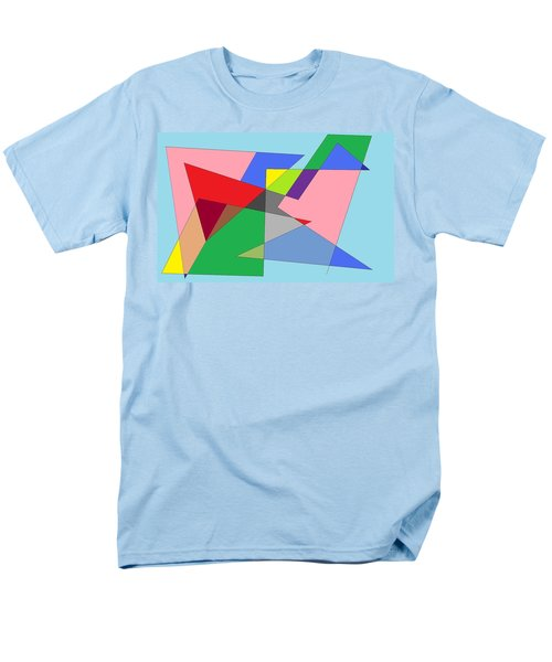 Abstract Men's T-Shirt  (Regular Fit) by Ron Davidson