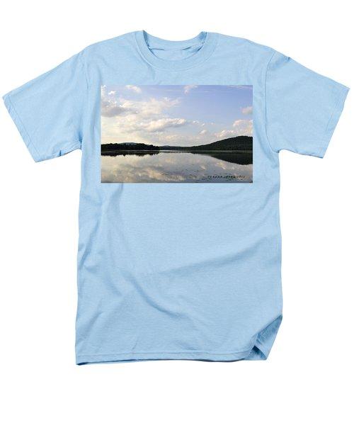 Alabama Mountains Men's T-Shirt  (Regular Fit) by Verana Stark