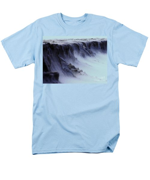 Alien Landscape The Aftermath Part 2 Men's T-Shirt  (Regular Fit) by Blair Stuart