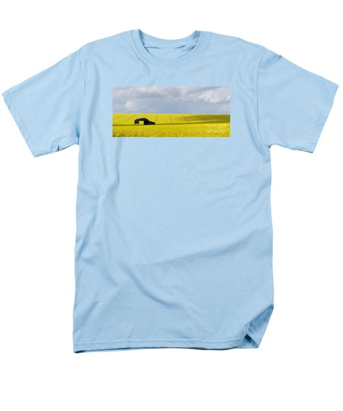 All Across The Land 7 Men's T-Shirt  (Regular Fit) by Wendy Wilton