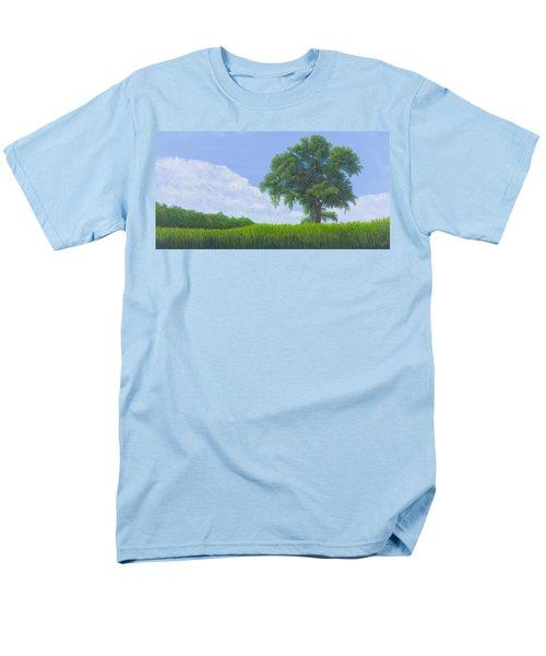 Alone Summer Men's T-Shirt  (Regular Fit) by Garry McMichael