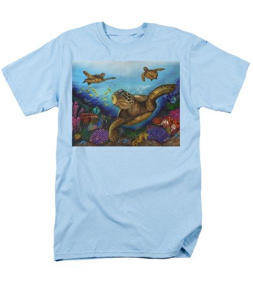 Alternate Universe Men's T-Shirt  (Regular Fit)
