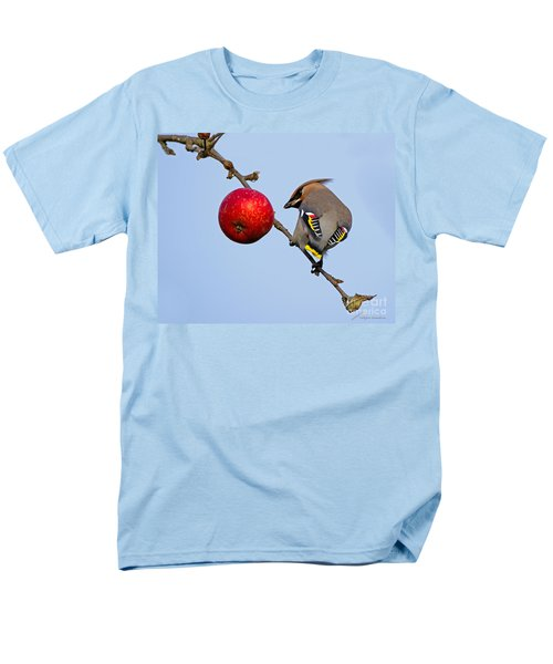 An Apple A Day... Men's T-Shirt  (Regular Fit) by Torbjorn Swenelius
