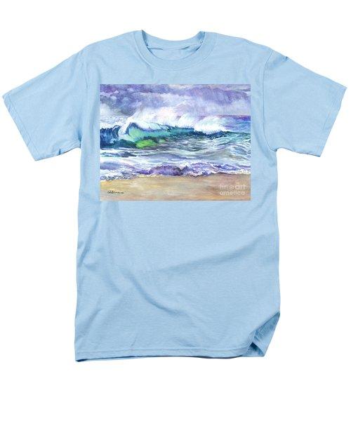 An Ode To The Sea Men's T-Shirt  (Regular Fit) by Carol Wisniewski