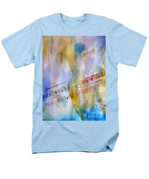 Andante Con Moto Men's T-Shirt  (Regular Fit) by Sandy McIntire