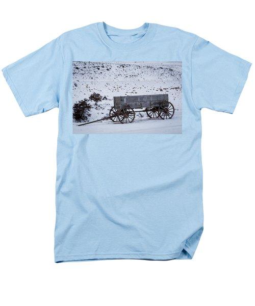 Antique Wagon Men's T-Shirt  (Regular Fit)