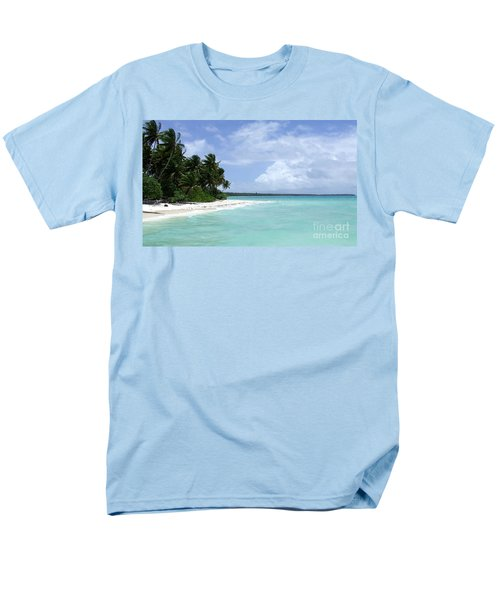 Arno Island Men's T-Shirt  (Regular Fit) by Andrea Anderegg