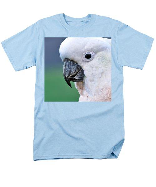 Australian Birds - Cockatoo Up Close Men's T-Shirt  (Regular Fit) by Kaye Menner