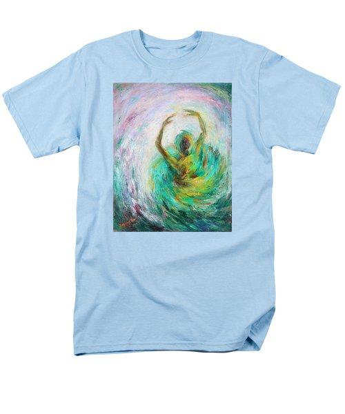 Ballerina Men's T-Shirt  (Regular Fit) by Xueling Zou