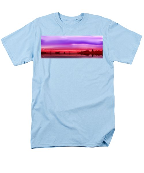 Bay Bridge San Francisco Men's T-Shirt  (Regular Fit)