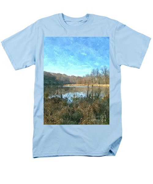 Men's T-Shirt  (Regular Fit) featuring the photograph Beautiful Day 2 by Sara  Raber