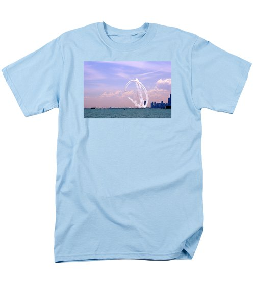 Beauty In The Air Men's T-Shirt  (Regular Fit) by Milena Ilieva