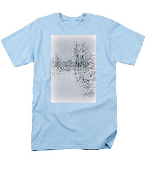 Beauty Of Winter Men's T-Shirt  (Regular Fit) by Kay Novy