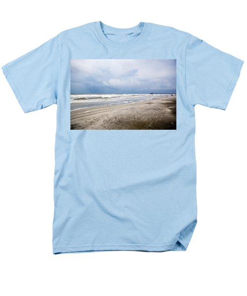 Men's T-Shirt  (Regular Fit) featuring the photograph Before The Storm by Sennie Pierson