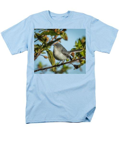 Blue-gray Gnatcatcher Men's T-Shirt  (Regular Fit) by Jane Luxton