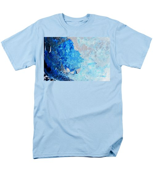 Men's T-Shirt  (Regular Fit) featuring the photograph Blue Rust by Randi Grace Nilsberg