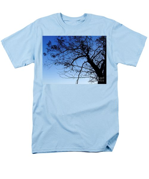Blue Sky Men's T-Shirt  (Regular Fit) by Andrea Anderegg