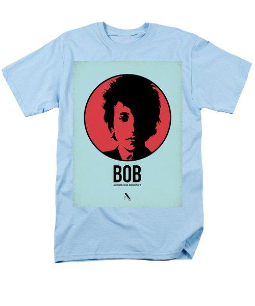 Bob Poster 2 Men's T-Shirt  (Regular Fit) by Naxart Studio