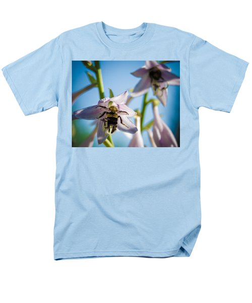 Busy Bee Men's T-Shirt  (Regular Fit) by Brian Caldwell