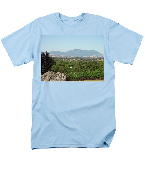 Men's T-Shirt  (Regular Fit) featuring the photograph Cali View by Shawn Marlow