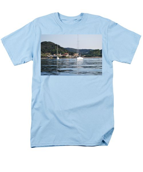 Calm Sea 2 Men's T-Shirt  (Regular Fit) by George Katechis