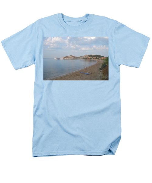 Men's T-Shirt  (Regular Fit) featuring the photograph Calm Sea by George Katechis