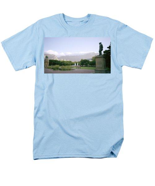 Cape Town Twilight Men's T-Shirt  (Regular Fit) by Shaun Higson
