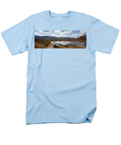 Catching Rays  Men's T-Shirt  (Regular Fit) by Carol Lynn Coronios