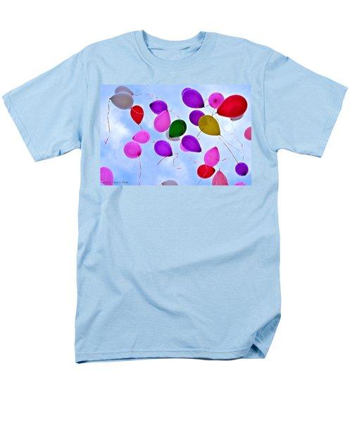 Celebrate Men's T-Shirt  (Regular Fit) by Tara Potts