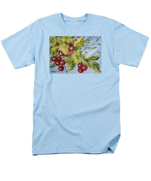 Cherry Breeze Men's T-Shirt  (Regular Fit) by Kathleen Pio