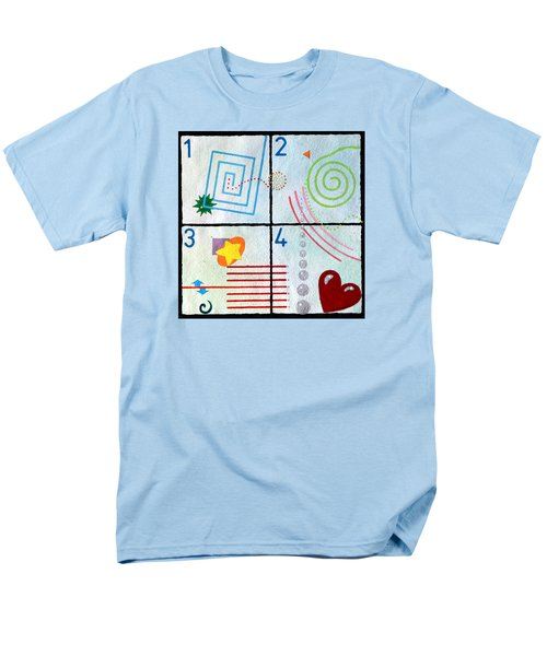 Child's Play Men's T-Shirt  (Regular Fit) by Thomas Gronowski