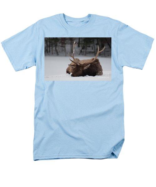 Men's T-Shirt  (Regular Fit) featuring the photograph Chillin' by Bianca Nadeau