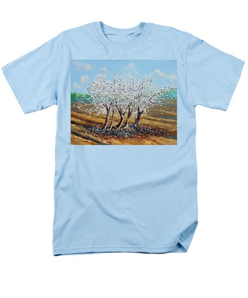 Men's T-Shirt  (Regular Fit) featuring the painting Chosen by Meaghan Troup