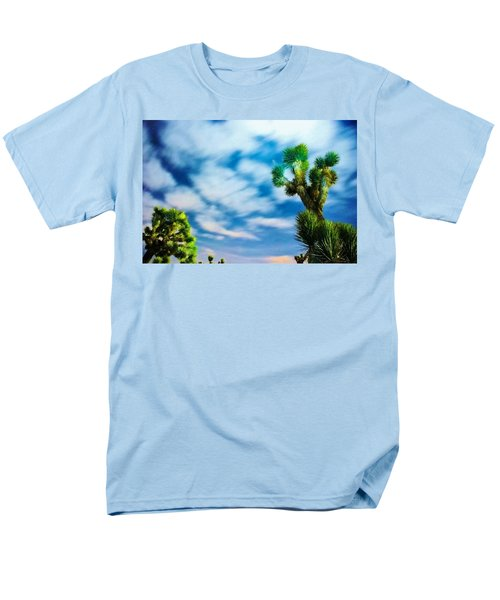 Clouds On The Move Men's T-Shirt  (Regular Fit) by Angela J Wright