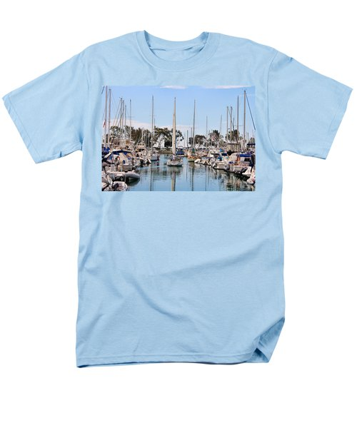 Come Sail Away Men's T-Shirt  (Regular Fit) by Tammy Espino