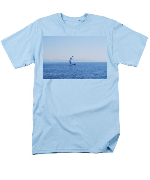 Cool Breeze Men's T-Shirt  (Regular Fit) by George Katechis