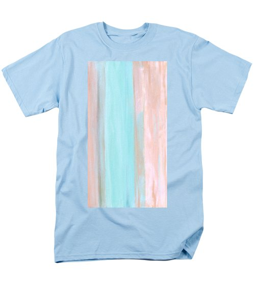 Men's T-Shirt  (Regular Fit) featuring the painting Cool Jade by Stephanie Grant