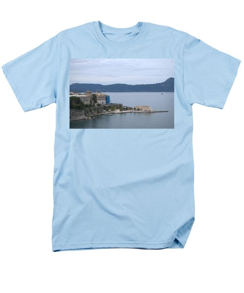 Corfu City 4 Men's T-Shirt  (Regular Fit) by George Katechis