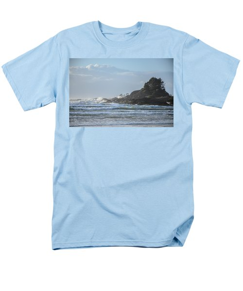 Cox Bay Afternoon Waves Men's T-Shirt  (Regular Fit) by Roxy Hurtubise